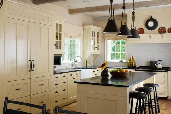 thiết kế nội thất theo phong cách đồng quê