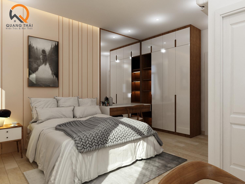 Thiết kế thi công nội thất nhà phố Tân Bình