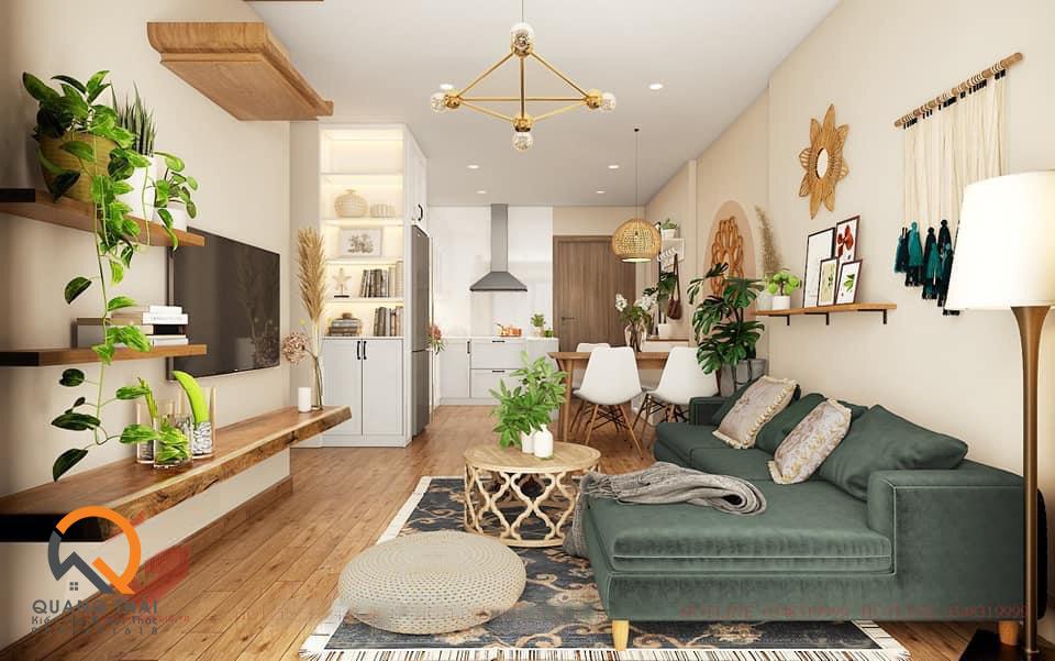 Xu hướng sử dụng nội thất handmade đang được nhiều người hưởng ứng